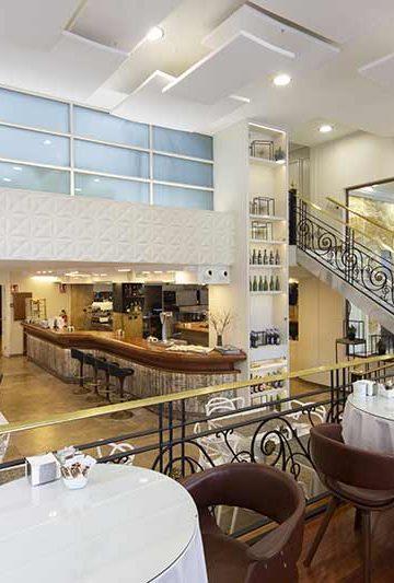 Hotel Ciudad de Vigo (Rúa Concepción Arenal, 5 - Vigo)