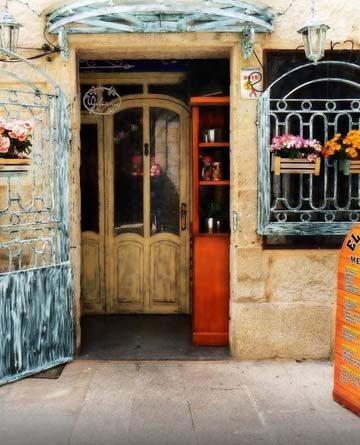 El Corralito (Rúa Ventura Misa, 7 - Baiona)